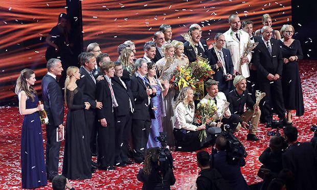 SPORTHILFE - Gala Nacht des Sports 2014 / Bild: (c) GEPA pictures/ Walter Luger