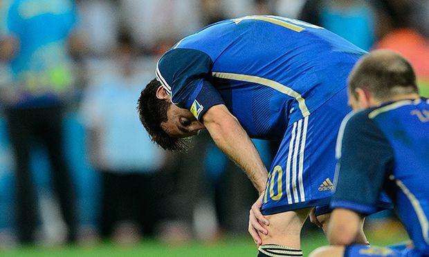Germany v Argentina: 2014 FIFA World Cup Brazil Final / Bild: (c) Getty Images (Matthias Hangst)