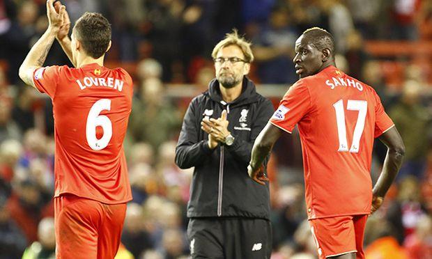 20 04 2016 Anfield Liverpool England Barclays Premier League Liverpool versus Everton Liverpoo / Bild: (c) imago/Action Plus (imago sportfotodienst)
