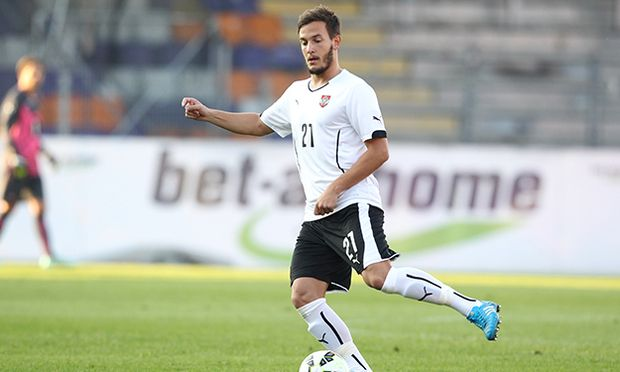 SOCCER - AUT U21 vs A.Wien Amateure, test match / Bild: (c) GEPA pictures/ Philipp Brem