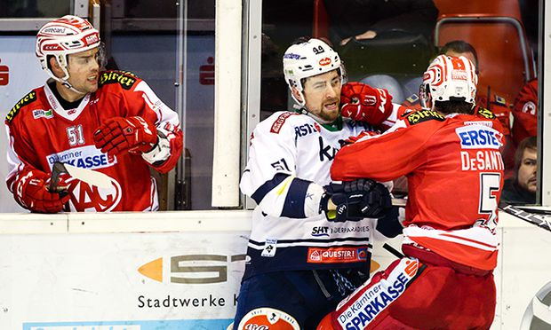 ICE HOCKEY - EBEL, KAC vs VSV / Bild: (c) GEPA pictures/ Matic Klansek