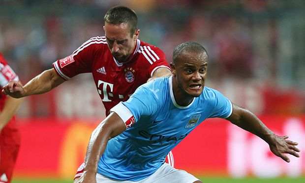 FC Bayern Muenchen v Manchester City - Audi Cup 2013 Final / Bild: (c) Bongarts/Getty Images (Alex Grimm)