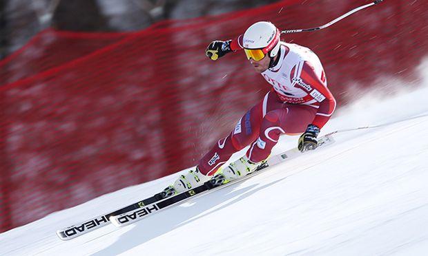 ALPINE SKIING - FIS WC Jeongseon / Bild: (c) GEPA pictures/ Harald Steiner