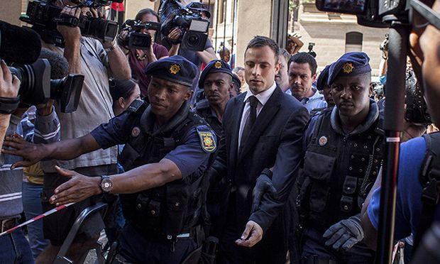 Oscar Pistorius Is Sentenced For Killing Girlfriend / Bild: (c) Getty Images (Charlie Shoemaker)