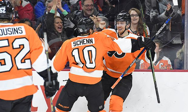 ICE HOCKEY - NHL, Flyers vs Sabres / Bild: (c) GEPA pictures/ USA Today