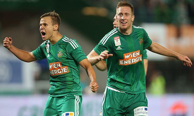 SOCCER - CL quali, Rapid vs Ajax / Bild: (c) GEPA pictures/ Mario Kneisl