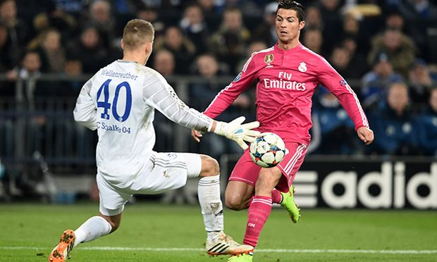 FC Schalke 04 v Real Madrid - UEFA Champions League Round of 16 / Bild: (c) Bongarts/Getty Images (Dennis Grombkowski)