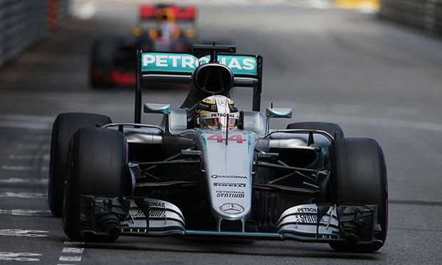 FORMULA 1 - GP of Monaco / Bild: (c) GEPA pictures/ XPB Images