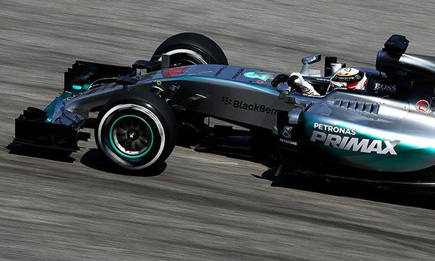 F1 Grand Prix of Malaysia - Practice / Bild: (c) Getty Images (Clive Mason)