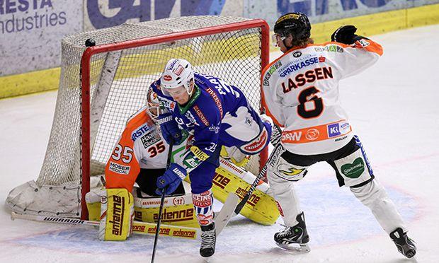 ICE HOCKEY - EBEL, 99ers vs VSV / Bild: (c) GEPA pictures/ Patrick Leuk