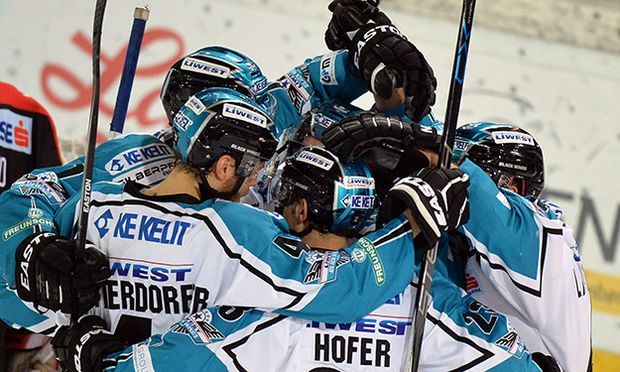 ICE HOCKEY - EBEL, HCI vs Black Wings / Bild: (c) GEPA pictures/ Amir Beganovic