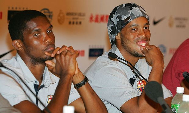 FC Barcelona v Mission Hill Invitation - Press Conference / Bild: (c) Getty Images (MN Chan)