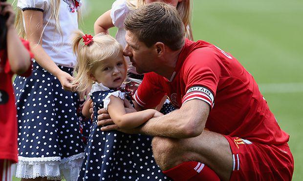 Liverpool v Olympiacos - Steven Gerrard Testimonial / Bild: (c) Getty Images (Clive Brunskill)