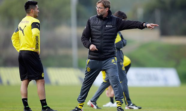 Borussia Dortmund - La Manga Training Camp Day 4 / Bild: (c) Bongarts/Getty Images (Johannes Simon)