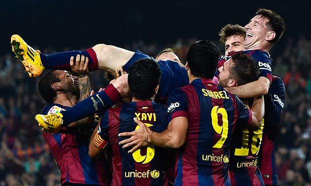 FC Barcelona v Sevilla FC - La Liga / Bild: (c) Getty Images (David Ramos)