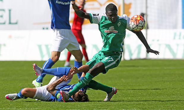 Hansa Rostock v SV Werder Bremen II  - 3. Liga / Bild: (c) Bongarts/Getty Images (Matthias Kern)