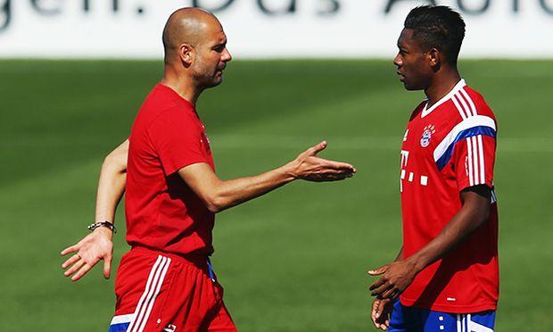 Bayern Muenchen - Doha Training Camp Day 6 / Bild: (c) Bongarts/Getty Images (Alex Grimm)