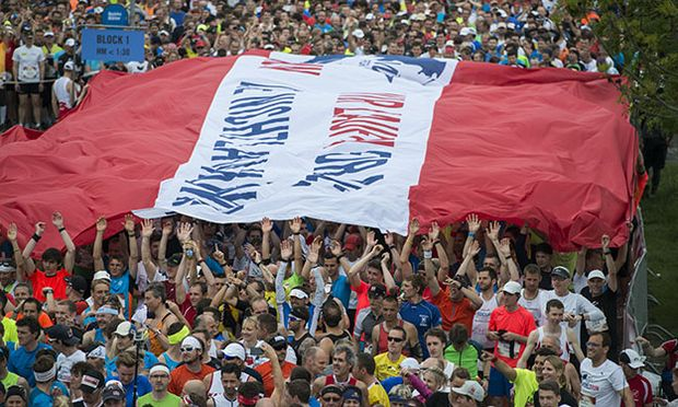 Participants - Action / Bild: (c) Philipp Schuster for Wings for Life World Run