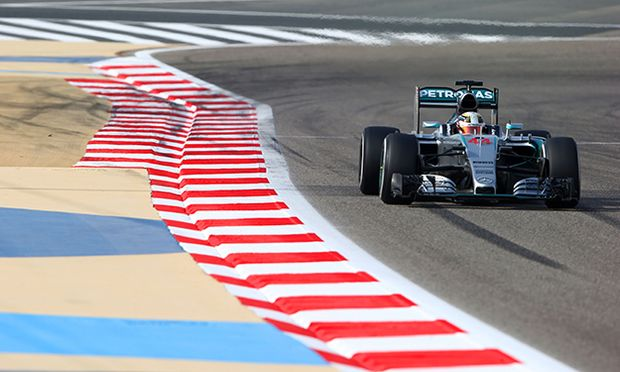F1 Grand Prix of Bahrain - Qualifying / Bild: (c) Getty Images (Mark Thompson)