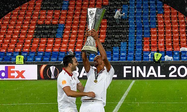 SOCCER - EL, Liverpool vs Sevilla / Bild: (c) GEPA pictures/ Oliver Lerch