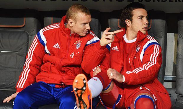 FC Bayern Muenchen v Borussia Dortmund - DFB Cup Semi Final / Bild: (c) Bongarts/Getty Images (Matthias Hangst)