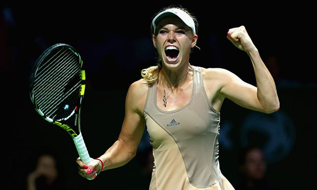 BNP Paribas WTA Finals: Singapore 2014 - Day Two / Bild: (c) Getty Images (Clive Brunskill)