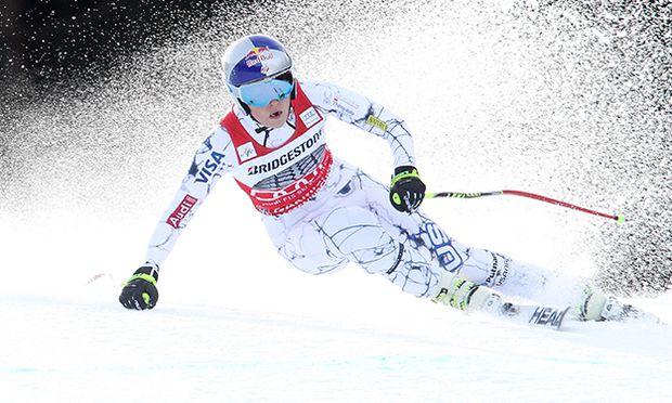 ALPINE SKIING - FIS WC Garmisch-Partenkirchen / Bild: (c) GEPA pictures/ Mario Kneisl
