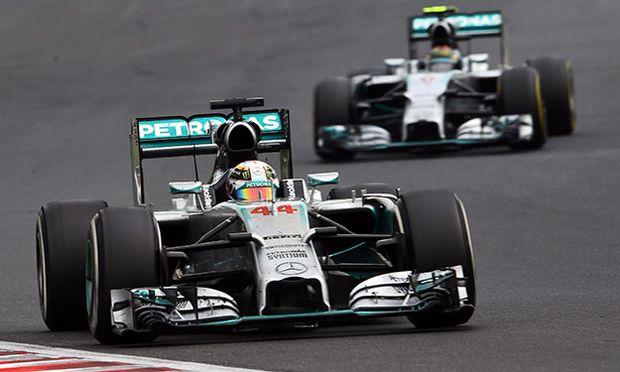F1 Grand Prix of Hungary / Bild: (c) Getty Images (Lars Baron)