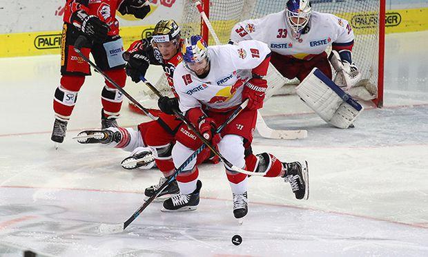 ICE HOCKEY - EBEL, EC RBS vs Znojmo / Bild: (c) GEPA pictures/ Felix Roittner