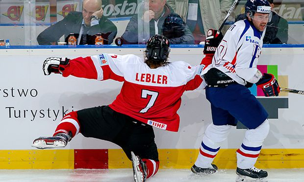 ICE HOCKEY - IIHF Ice Hockey WC 2016, Division I Group A / Bild: (c) GEPA pictures/ Matic Klansek