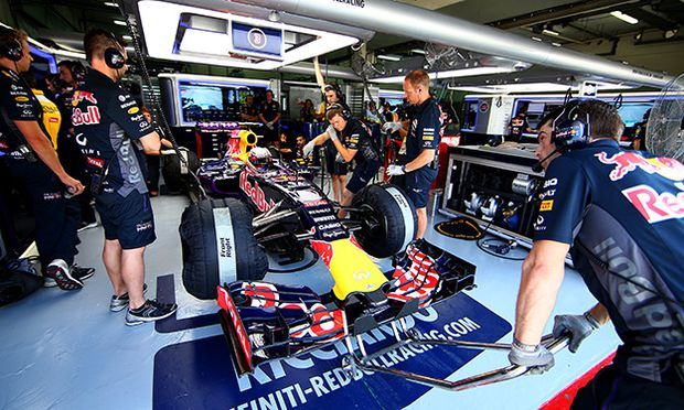 F1 Grand Prix of Malaysia - Practice / Bild: (c) Getty Images (Mark Thompson)