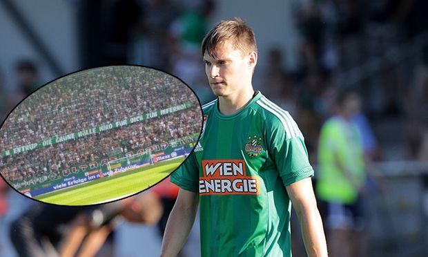 SOCCER - Rapid vs Kazan, test match / Bild: (c) GEPA pictures/ Walter Luger