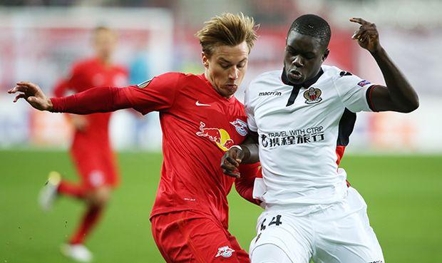 SOCCER - EL, RBS vs Nice / Bild: (c) GEPA pictures/ Mathias Mandl