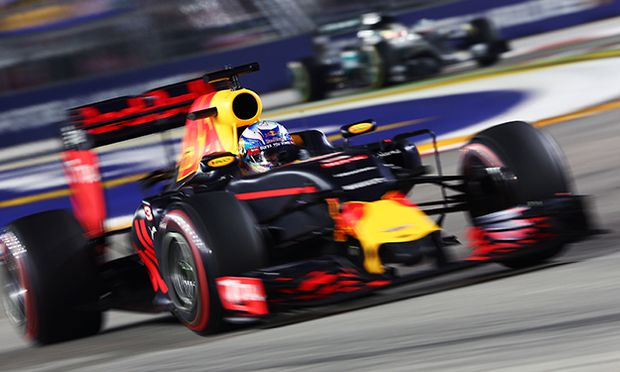 FORMULA 1 - Singapore GP / Bild: (c) GEPA pictures/ XPB Images