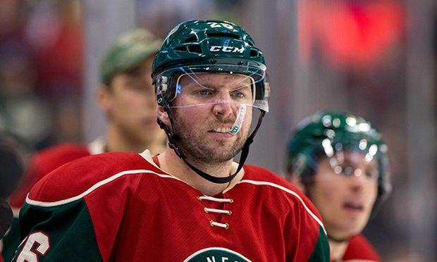 ICE HOCKEY - NHL, Wild vs Maple Leafs / Bild: (c) GEPA pictures/ USA Today