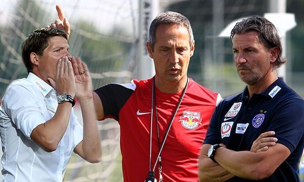 FUSSBALL - RBS, Training / Bild: (c) GEPA pictures/ Felix Roittner