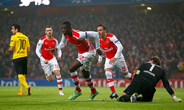 Arsenal FC v Borussia Dortmund - UEFA Champions League / Bild: (c) Getty Images (Clive Rose)