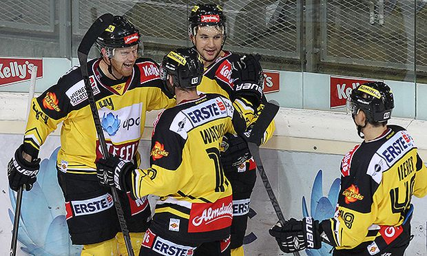 ICE HOCKEY - EBEL, Capitals vs HCI / Bild: (c) GEPA pictures/ Christian Ort