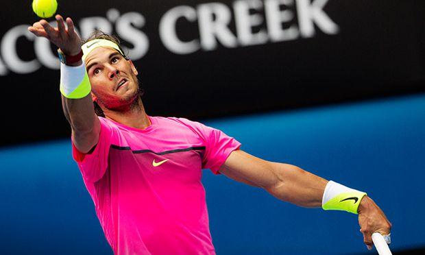 TENNIS - ATP, Australian Open 2015 / Bild: (c) GEPA pictures/ Matthias Hauer