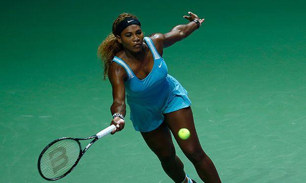 BNP Paribas WTA Finals: Singapore 2014 - Day Six / Bild: (c) Getty Images (Julian Finney)