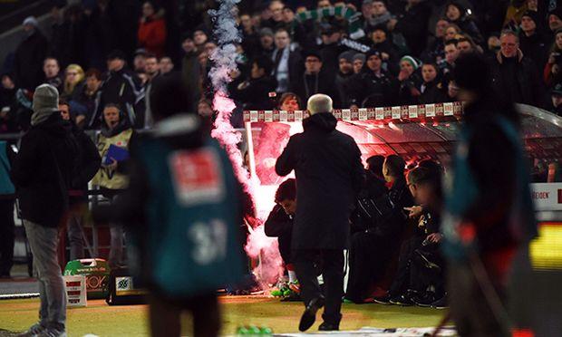 SOCCER - 1.DFL, Hannover vs Wolfsburg / Bild: (c) GEPA pictures/ Witters