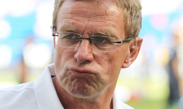 SOCCER - 1.DFL, Hoffenheim vs RB Leipzig / Bild: (c) GEPA pictures/ Roger Petzsche