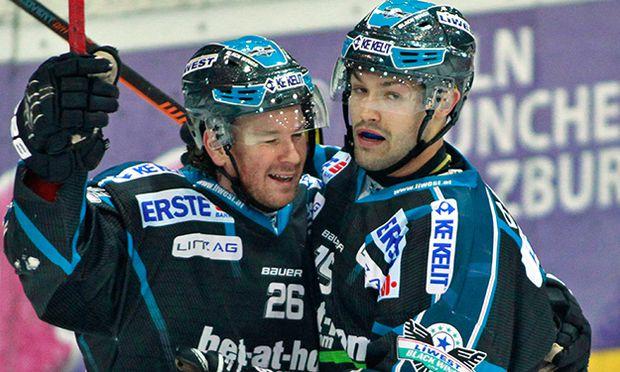 ICE HOCKEY - EBEL, Black Wings vs Bozen / Bild: (c) GEPA pictures/ Josef Bollwein