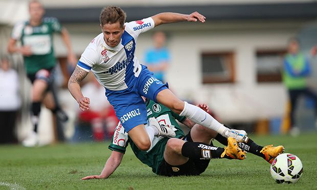 SOCCER - BL, Groedig vs Ried / Bild: (c) GEPA pictures/ Harald Steiner