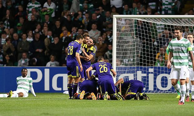 Celtic v Maribor - UEFA Champions League Qualifying Play-Offs Round: Second Leg / Bild: (c) Getty Images (Ian MacNicol)