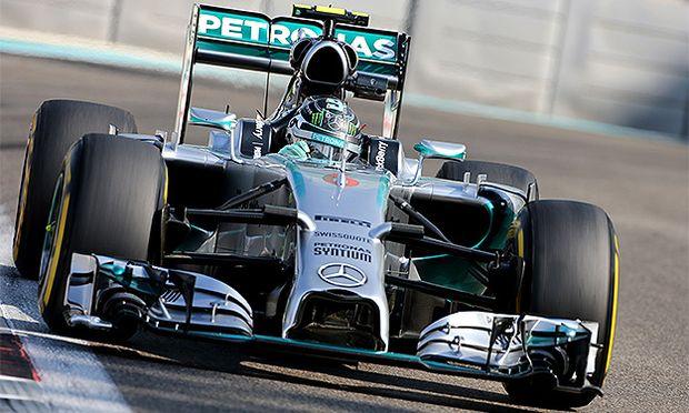 FORMULA 1 - Abu Dhabi GP / Bild: (c) GEPA pictures/ XPB Images