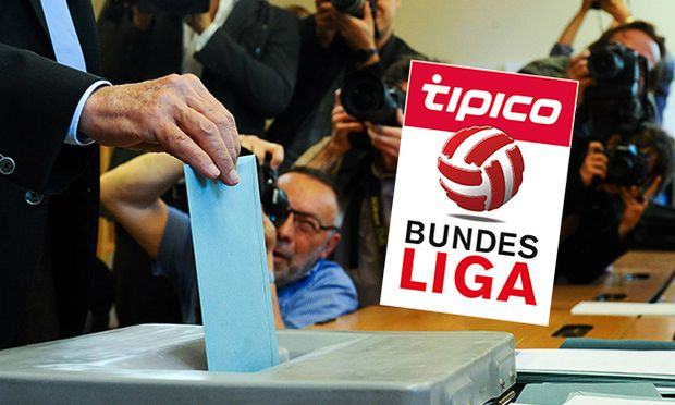 160522 VIENNA May 22 2016 Presidential candidate Alexander Van der Bellen casts his vote a / Bild: (c) imago/Xinhua (imago stock&people)