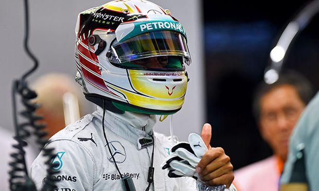 F1 Grand Prix of Singapore - Practice / Bild: (c) Getty Images (Lars Baron)