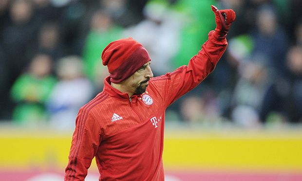 SOCCER - 1.DFL, Gladbach vs Bayern / Bild: (c) GEPA pictures/ Witters