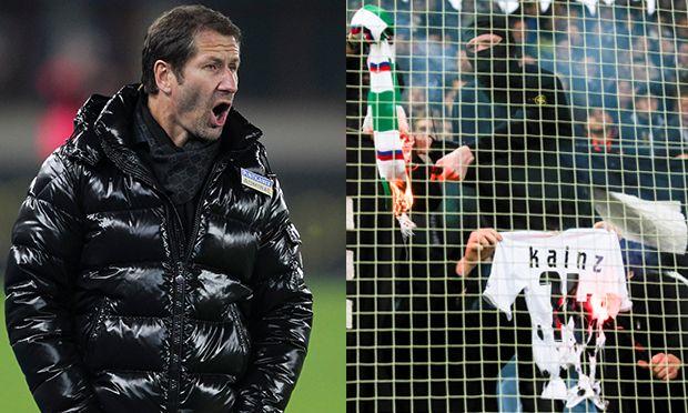 SOCCER - OEFB Cup, Rapid vs Sturm / Bild: (c) GEPA pictures/ Philipp Brem